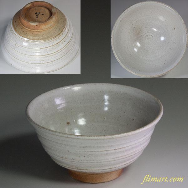 萩焼抹茶碗W6033