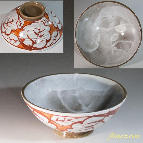 茶碗W6165
