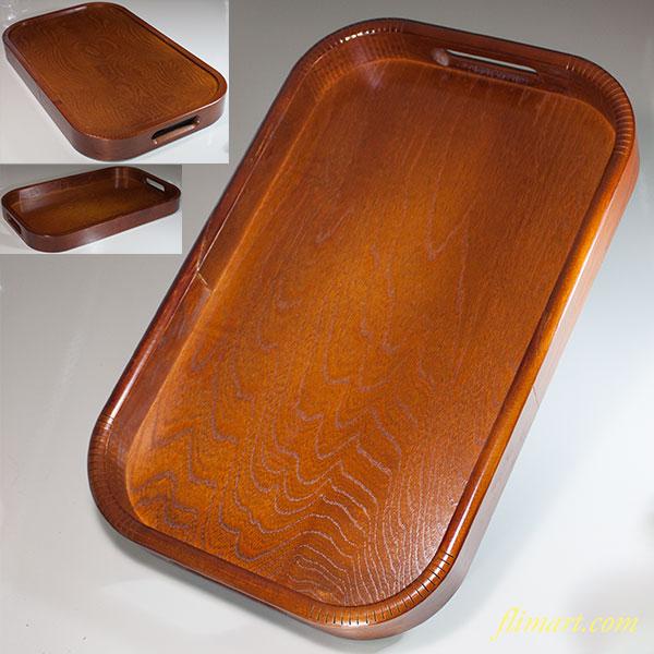 木製長手盆W6331