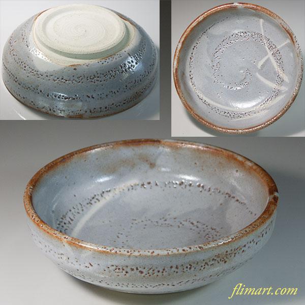 志野六寸鉢W6265