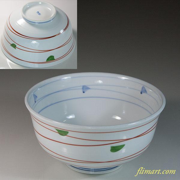 清秀五寸鉢W6276