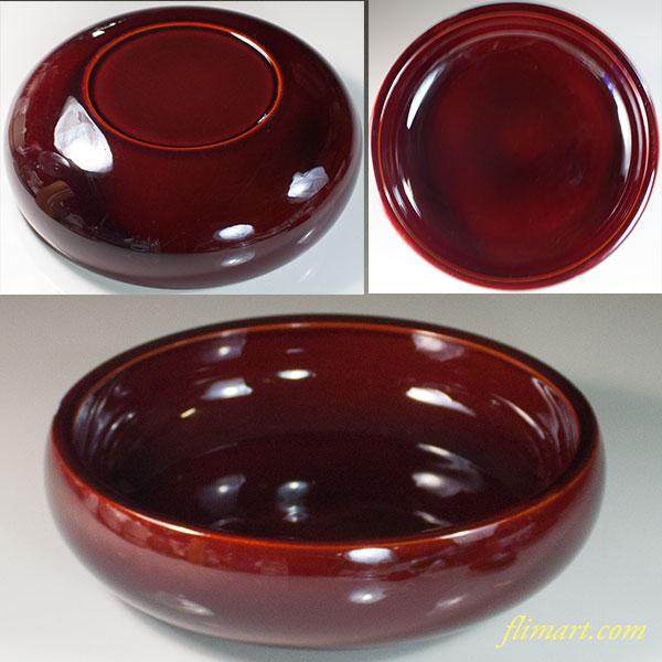 春慶塗菓子鉢W6369