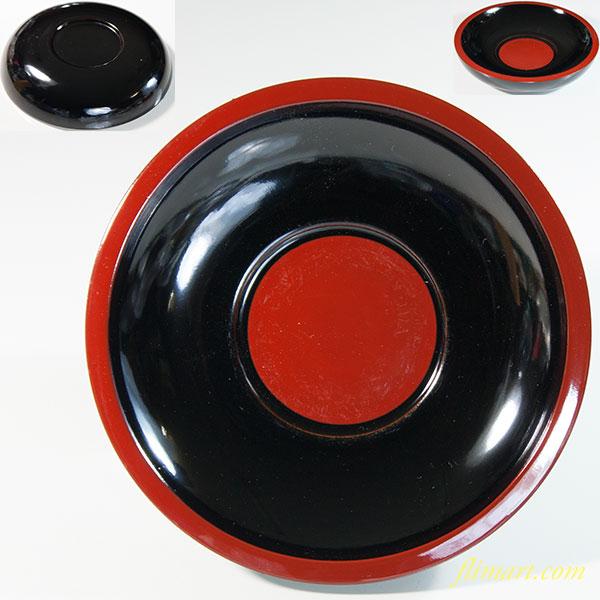 木製茶托W6348