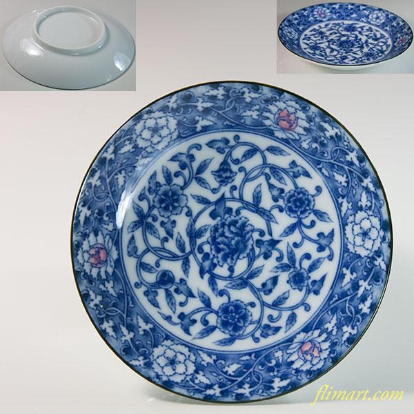 小皿五枚セットW6377