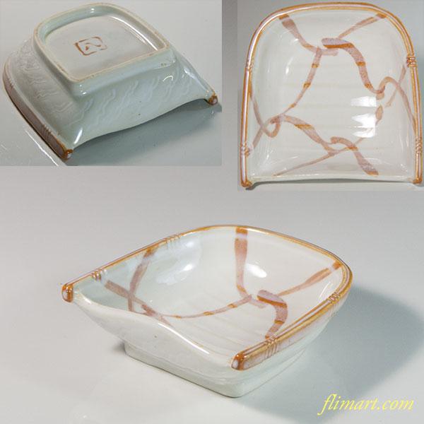 角八豆鉢W6408