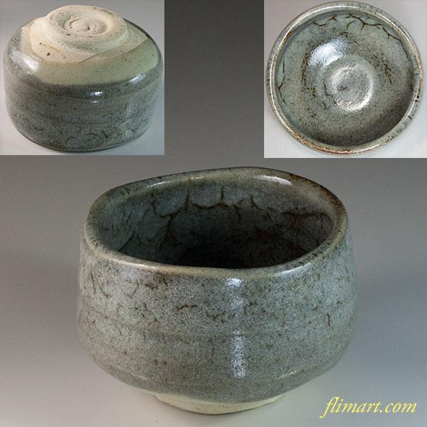 抹茶碗W6436