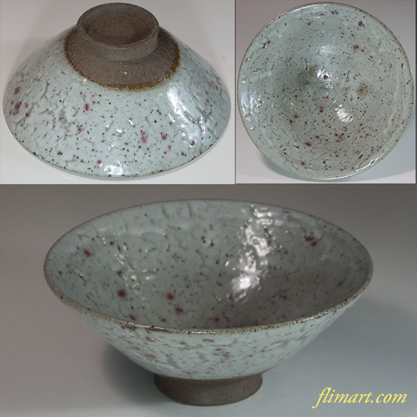 抹茶碗W6521