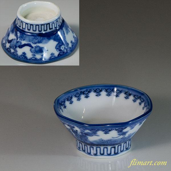 唐子豆鉢小鉢W6580