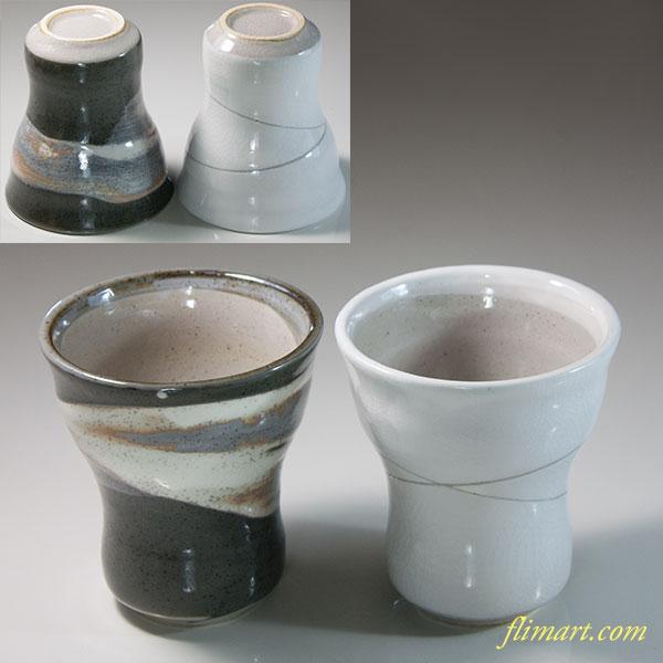 フリーカップ湯呑ペアW6699