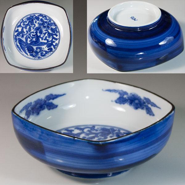 萩窯五寸鉢W6716