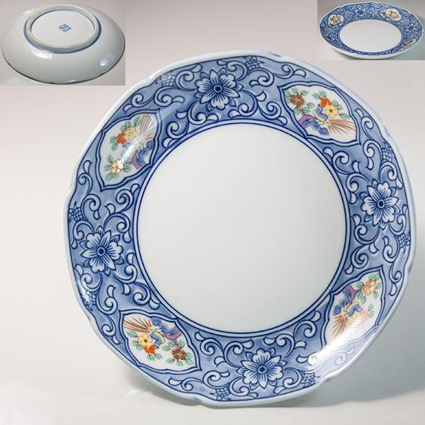 五寸半皿W6735