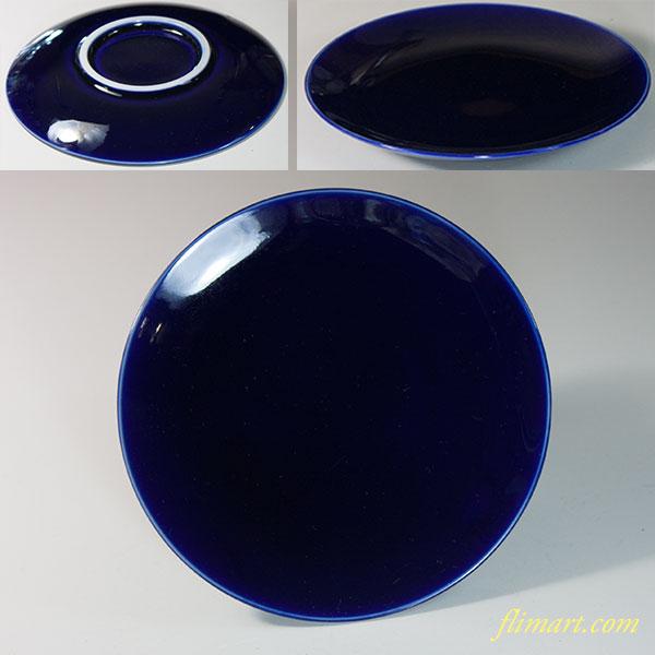 瑠璃小皿W6740