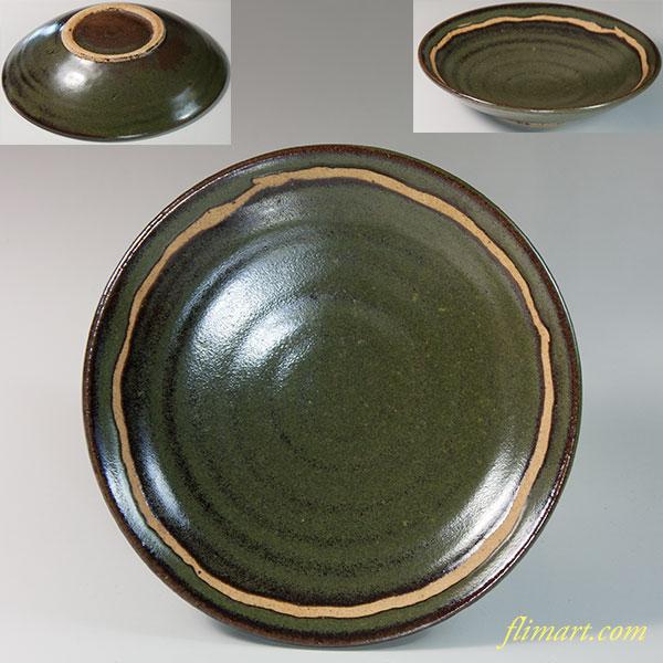 五寸小皿W6934