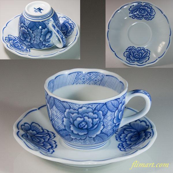 ニッコーコシノヒロコ碗皿