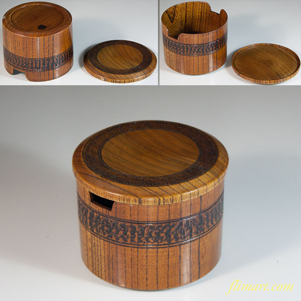 木製七味入れW6827