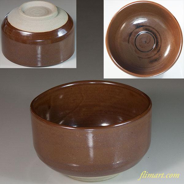 抹茶碗W6994