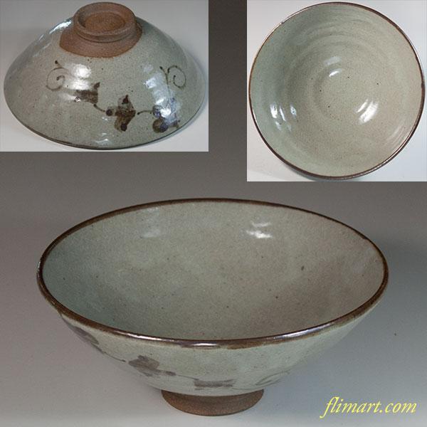 抹茶碗W6968