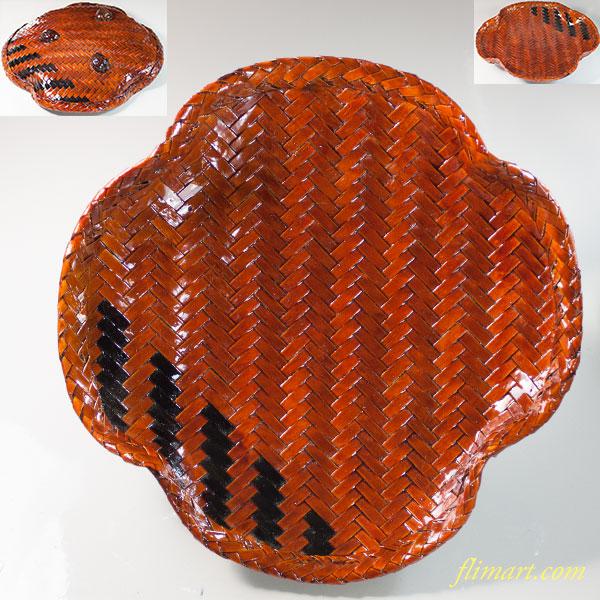 網代菓子鉢W6864