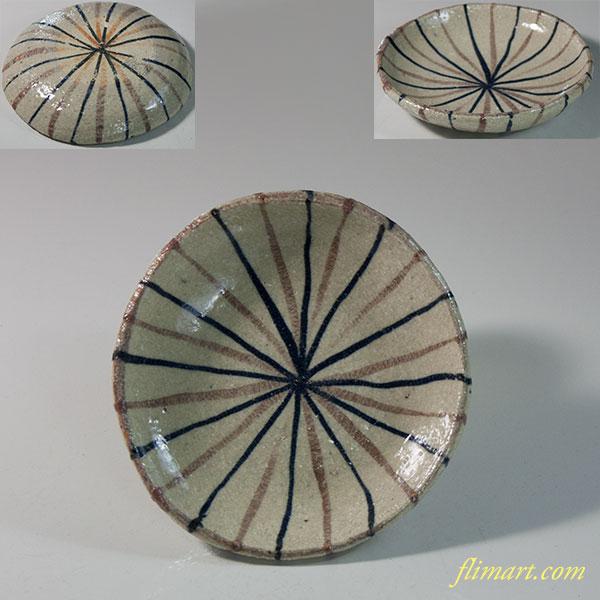 豆皿W6853