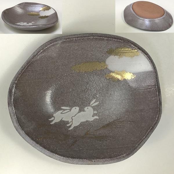 兎小皿W7642