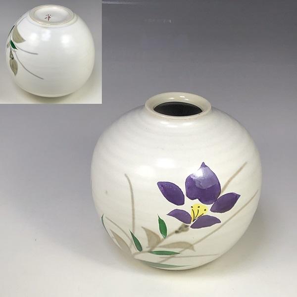 小峰小花瓶W7661