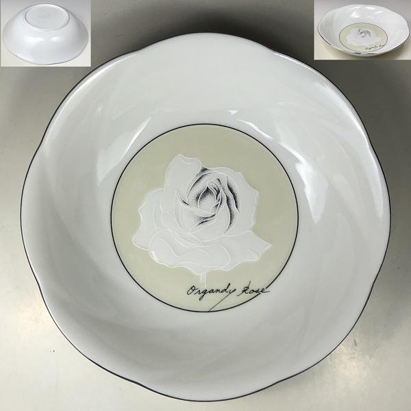 保谷HOYAカレー皿W7684