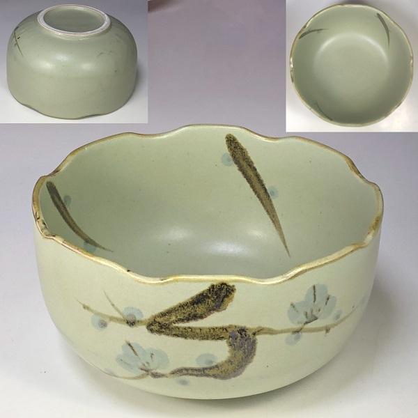 梅柄菓子鉢W7721