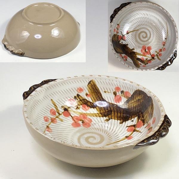 梅図小鉢W7837