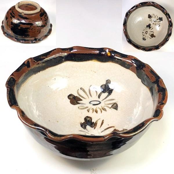 五寸鉢W8218