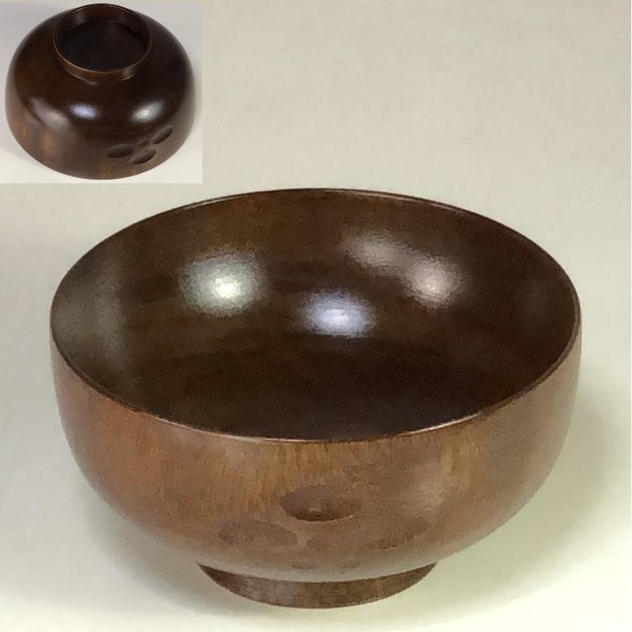 木製漆器汁椀W7234