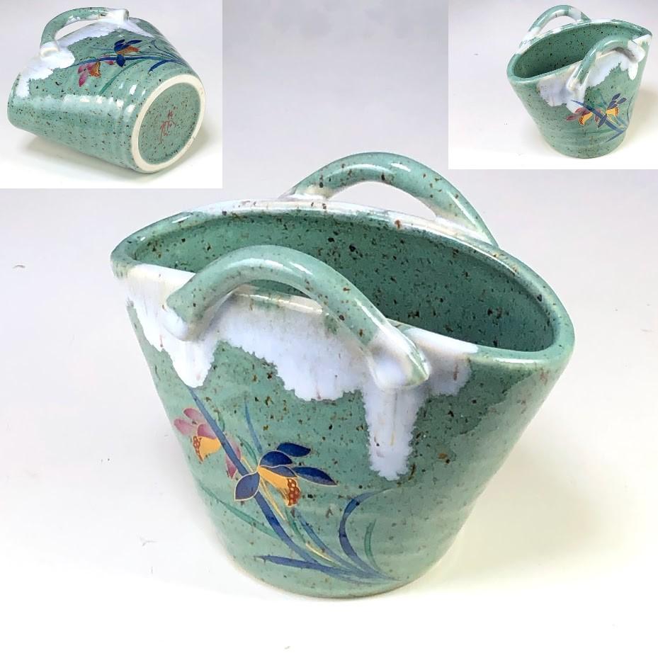 九谷焼小鉢W8390