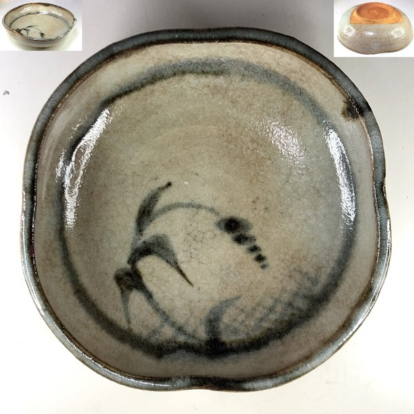 菓子鉢W8427