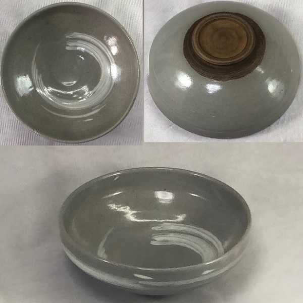 刷毛目小鉢W7160