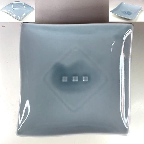 たち吉角皿W8437