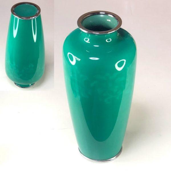 七宝花瓶W8446