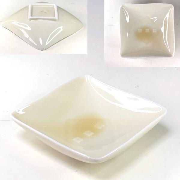 たち吉豆皿W8455