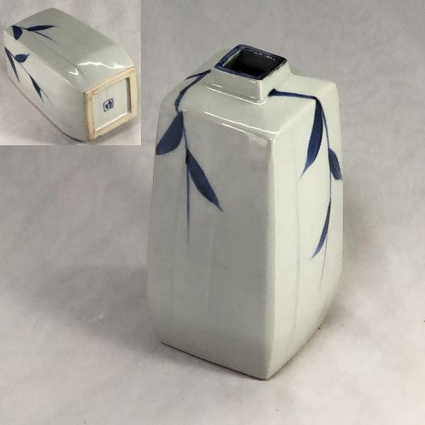幸兵衛窯角花瓶W7168