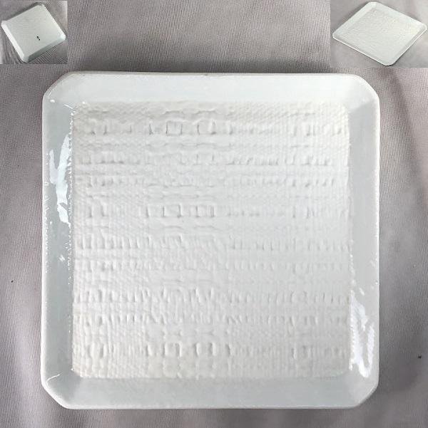 有田焼清秀白磁銘々皿