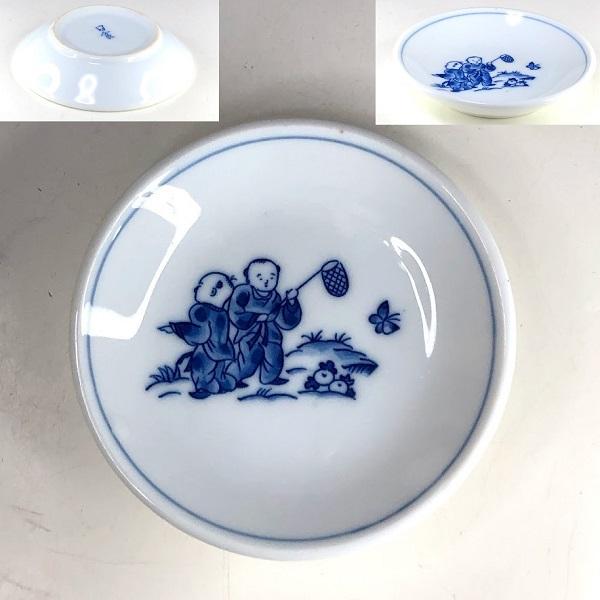 唐子豆皿W8634