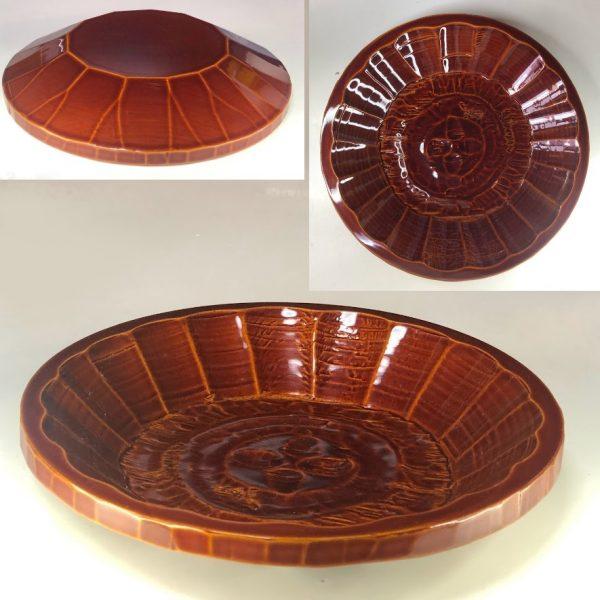 春慶塗八寸菓子鉢W8671