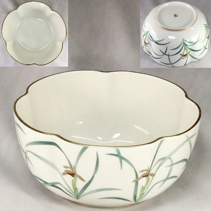 香蘭社六寸鉢W7183