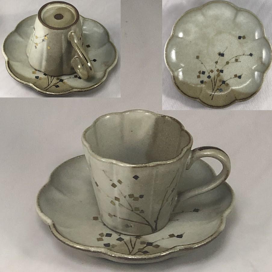 たち吉碗皿W6993
