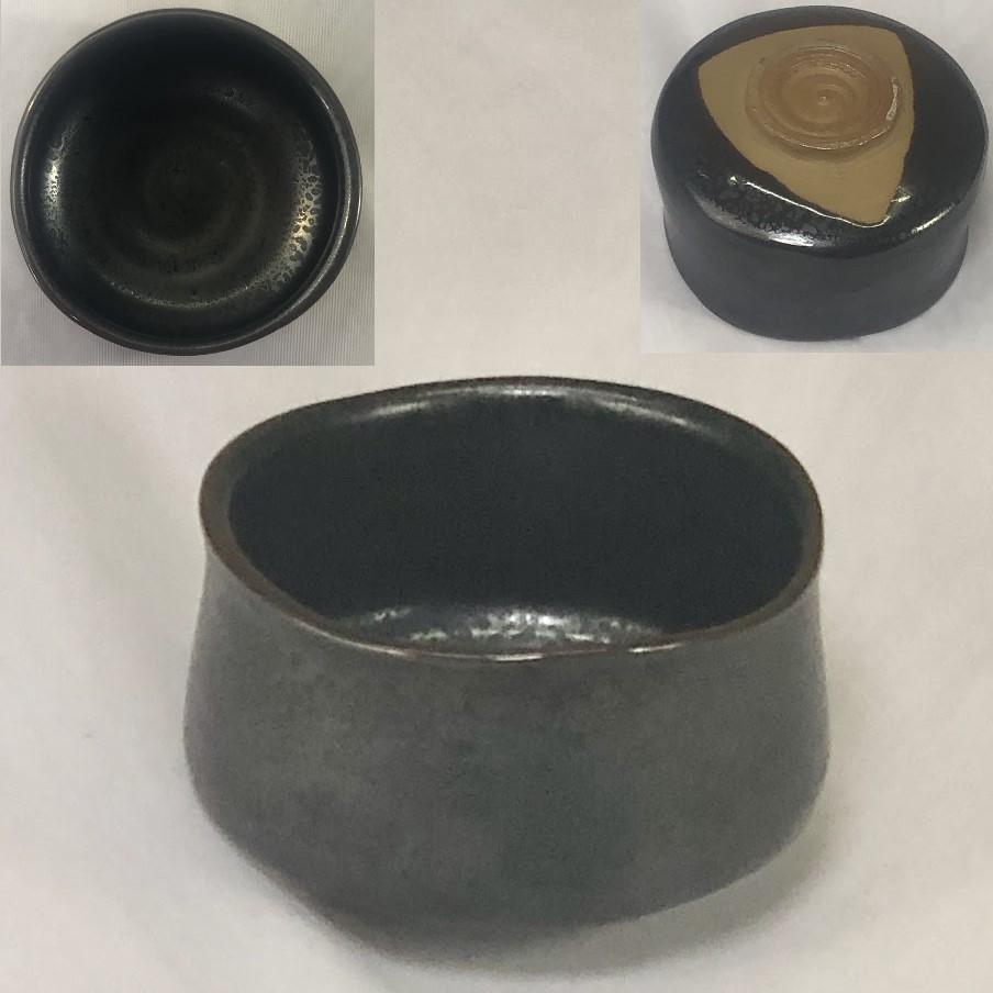 抹茶碗W6998
