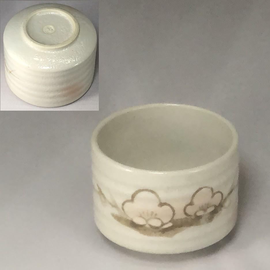 抹茶碗W7034