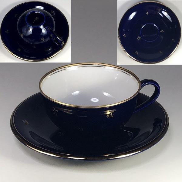 たち吉瑠璃碗皿
