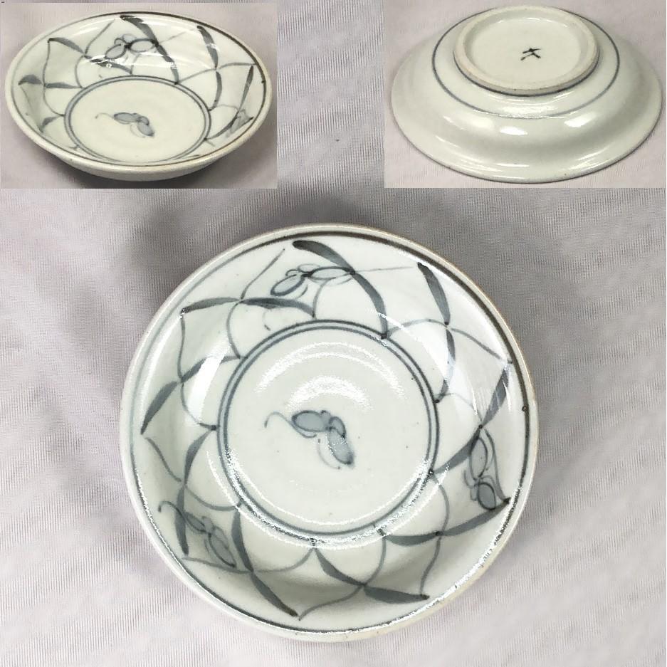 小皿W7063