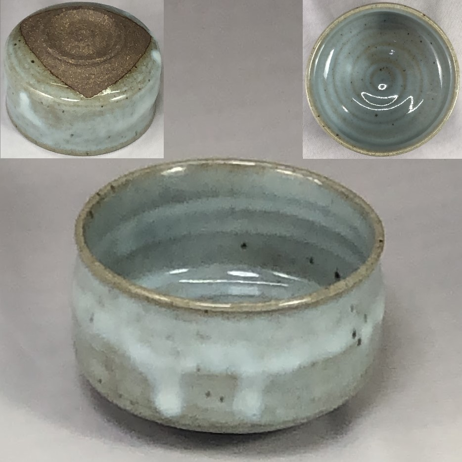 抹茶碗W7073