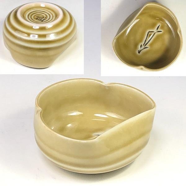 たち吉松葉豆鉢W7924