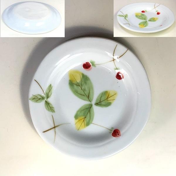 小皿W8009