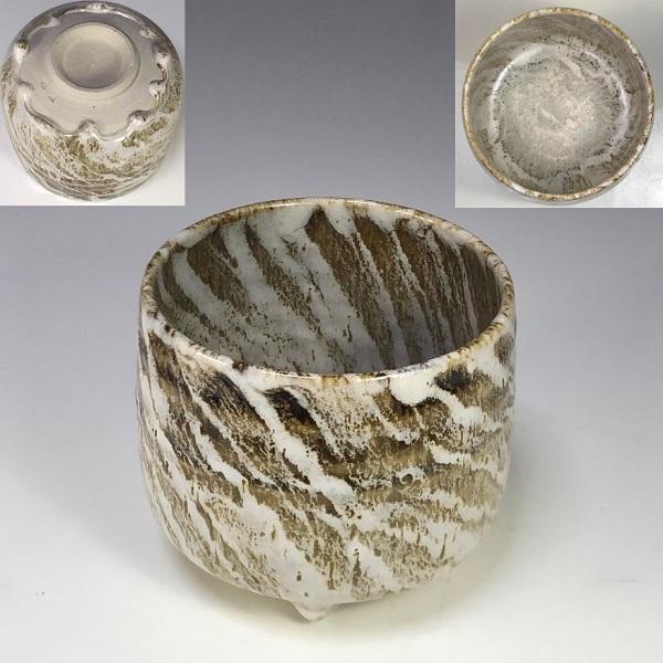 森陶抹茶碗